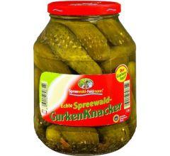 Spreewald Gurkenknacker - Der Gurkentopf