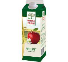Werder Apfel Direktsaft klar