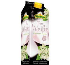 Pfanner Der Weisse Zitrone-Holunderblüte