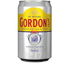 Gordon's London Dry Gin & Tonic 10%