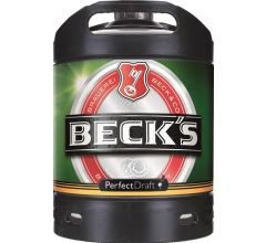 Beck's Perfect Draft