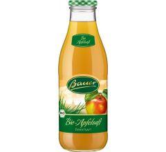 Bauer Bio Apfelsaft trüb