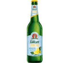Lübzer Zitrone Alkoholfrei