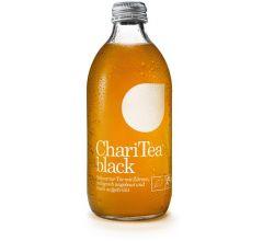 ChariTea Bio black - Schwarzer Tee mit Zitrone