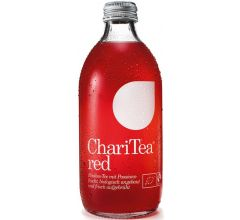 ChariTea Bio red - Roter Tee mit Passionsfrucht
