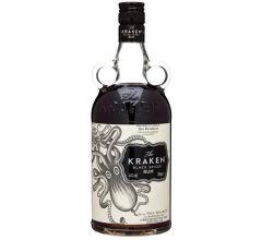 The Kraken Black Spiced Rum 40%