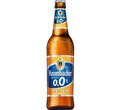 Krombacher Weizen 0,0% Alkoholfrei