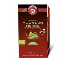 TEEKANNE BIO Bergkräuter - Mountain Herbs