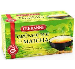 TEEKANNE Grüner Tee-Matcha