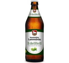 Lammsbräu Bio Edel Hell