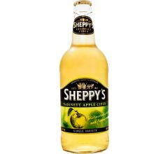 Sheppys Dabinett Apple Cider