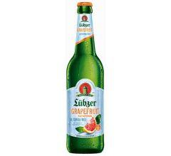 Lübzer Grapefruit Alkoholfrei