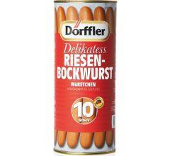 Dörffler Riesenbockwurst 10x90g