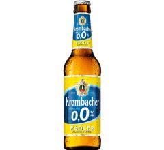 Krombacher Radler 0,0% Alkoholfrei 6er Pack