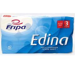 Fripa Papierfrabrik Albert Friedrich KG Fripa Toilettenpaper Edina 3-lagig