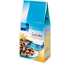 Kölln Schoko Müsli 30% weniger Zucker