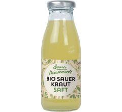 Bauer Pausenzeit Bio Sauerkrautsaft