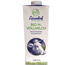 Luisenhof Bio H-Milch 3,8%