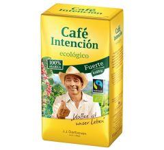 Cafè Intención ecológico Fuerte gemahlen Bio/Fairtrade