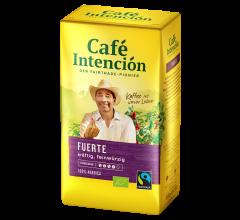 Cafè Intención ecológico Fuerte - gemahlen