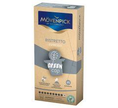 Mövenpick Kapseln Green Cap Ristretto Espresso