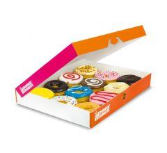 Dunkin Donuts Box