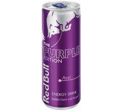 Red Bull Purple Edition 12x250ml