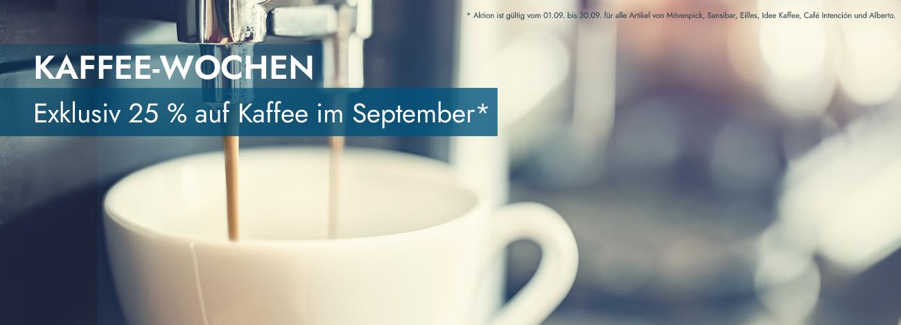 25 % Kaffee-Aktion bei HoffmannBringts